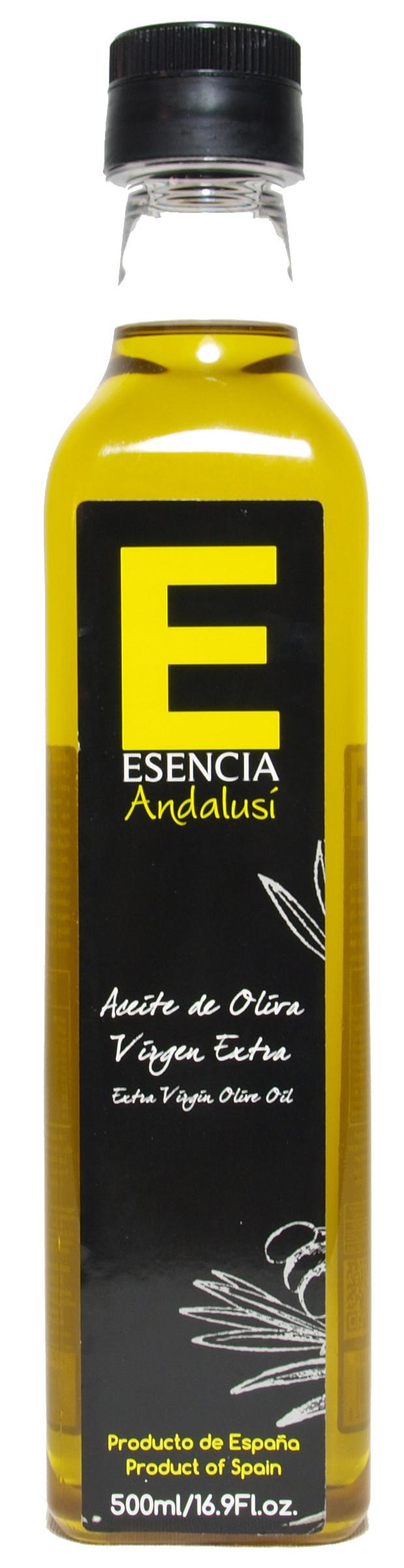"""Aceite de oliva virgen extra """"Esencia Andalusí"""" - Produit - es"""