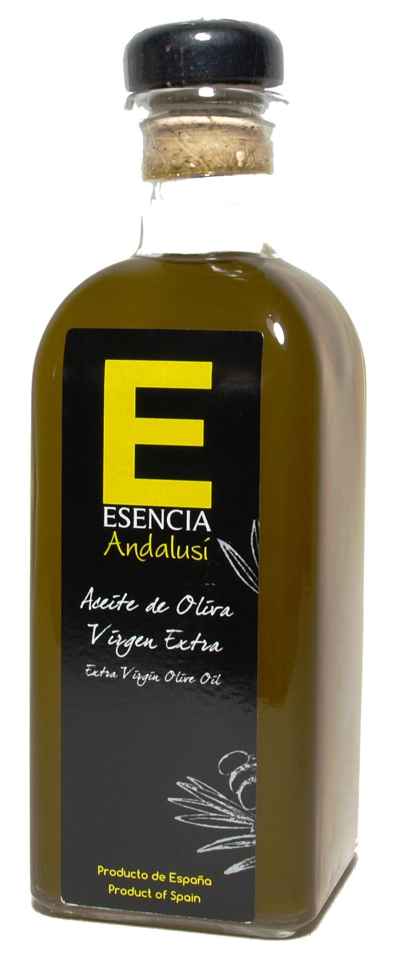 "Aceite de oliva virgen extra ""Esencia Andalusí"" - Produit"