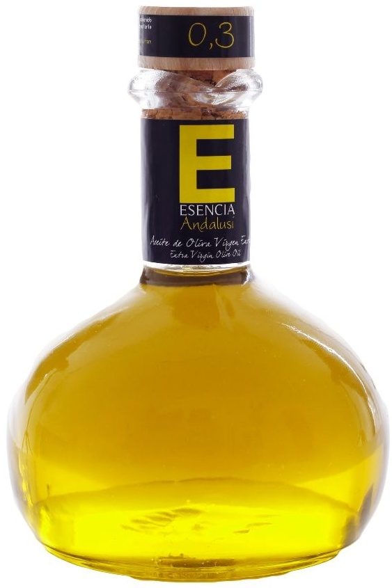 """Aceite de oliva virgen extra """"Esencia Andalusí"""" - Producte"""