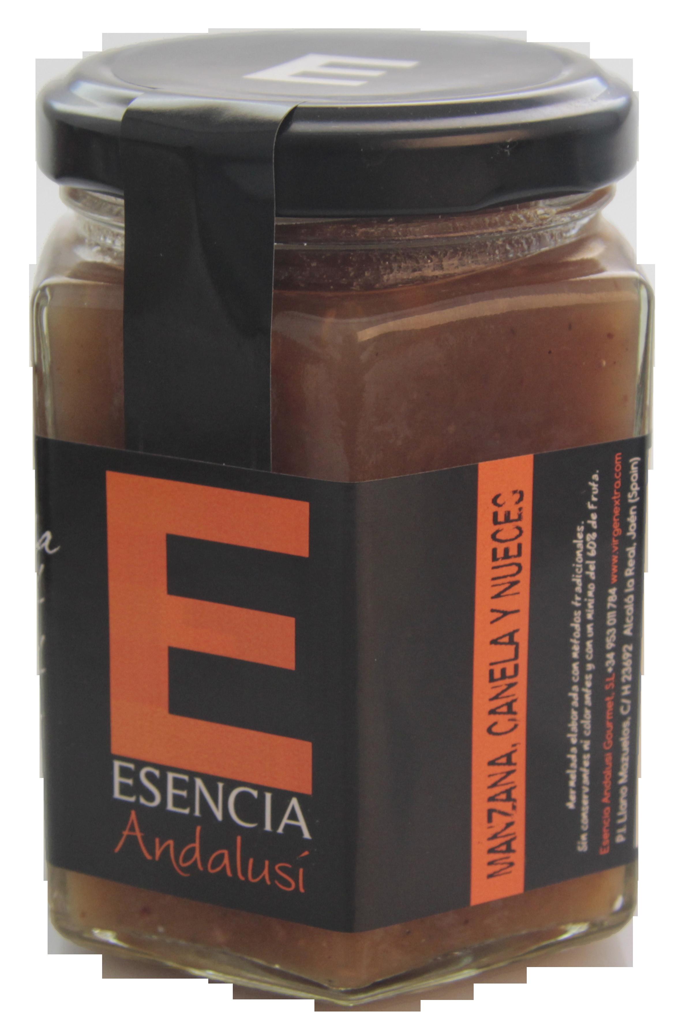 """Mermelada de manzana y nueces """"Esencia Andalusí"""" - Produit"""