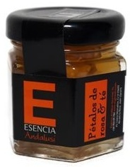 """Mermelada de pétalos de rosa y té """"Esencia Andalusí"""" - Producto - es"""
