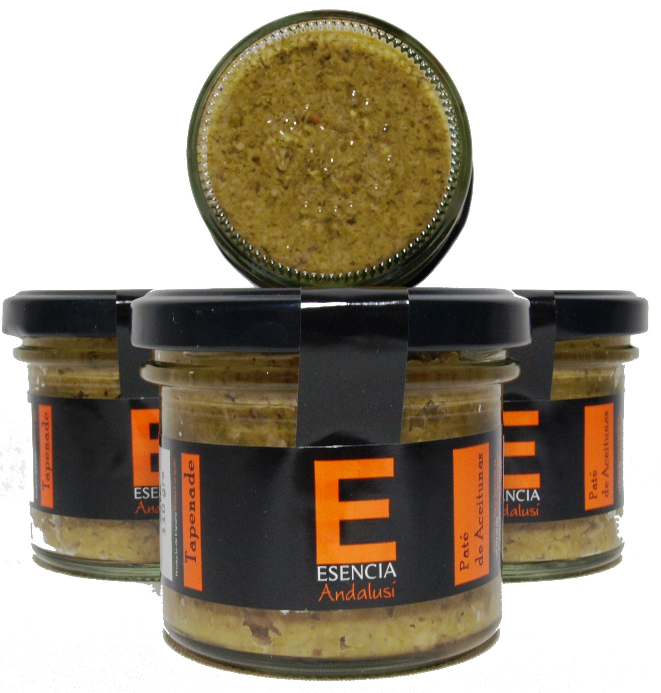 "Paté "" Esencia Andalusí"" - Product"