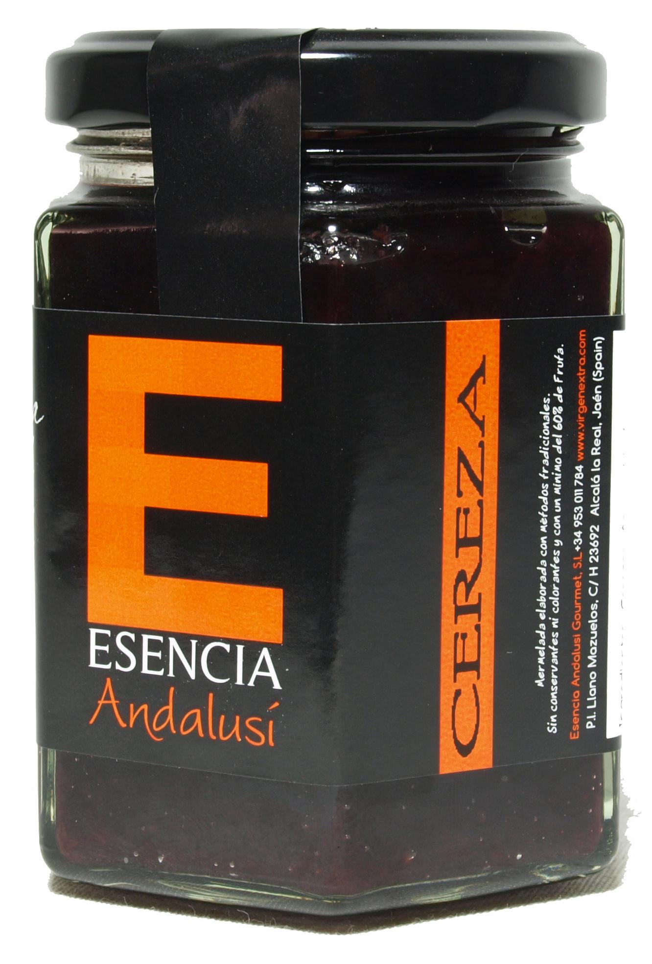 """Mermelada de cereza """"Esencia Andalusí"""" - Producto"""