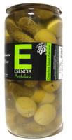 """Aceitunas con pepinillos """"Esencia Andalusí"""" - Product - es"""