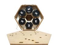 Caja para tarros de miel - Producto - es