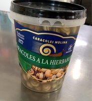Caracoles a la hierbabuena - Product - es