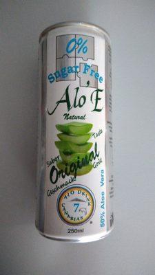 Alo'E Sugar Free - Producto