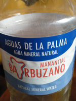 AGUA DE LA PALMA - Producto - es