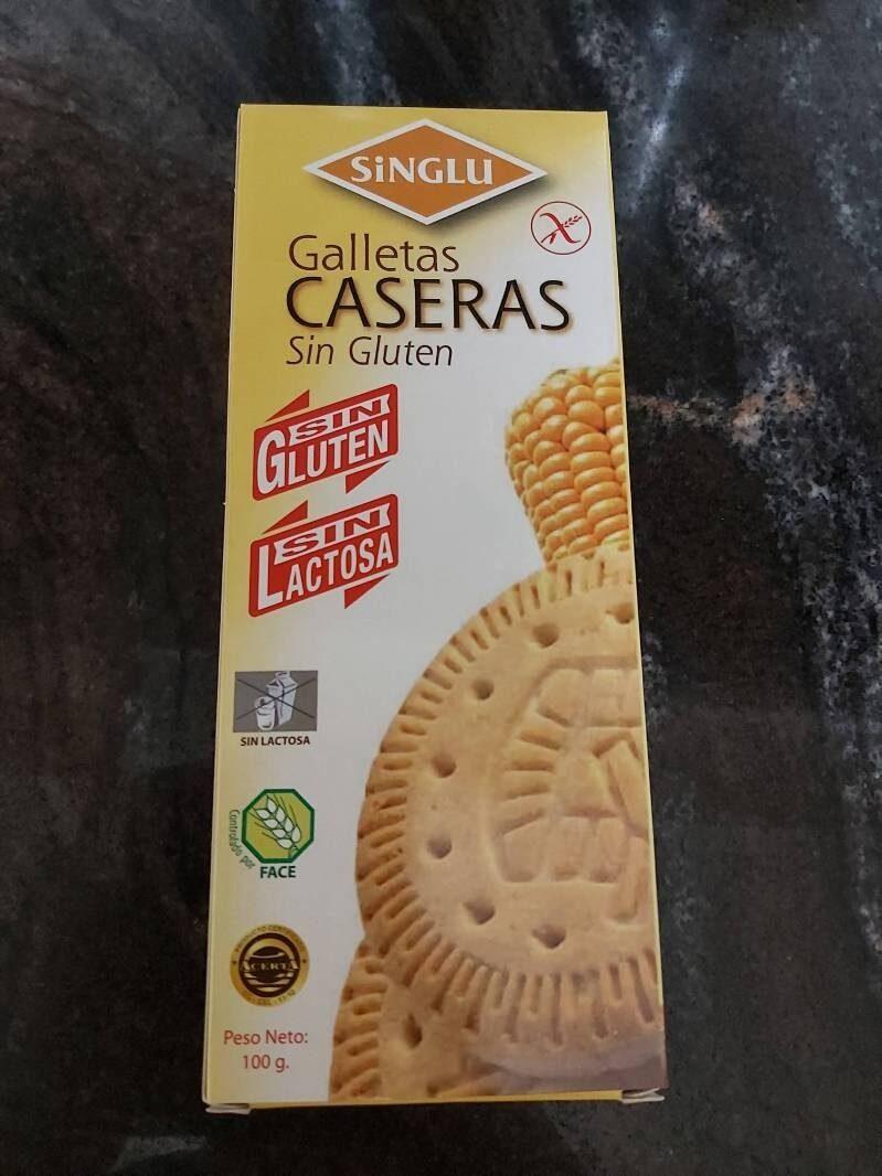 Galletas caseras Singlu - Product