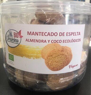 Mantecado de Espelta - Producto - es