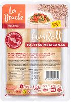 Fajitas mexicanas - Producto