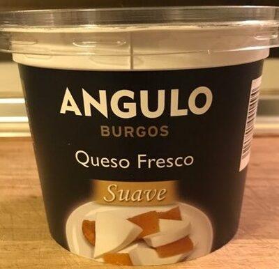 Queso  fresco de Burgos - Producto