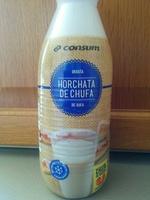 Horchata de chufa - Producte