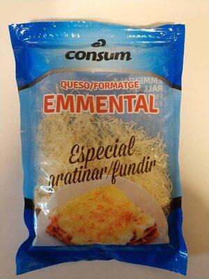 Emmental rallado - Producte