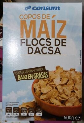 Copos de Maiz - Producto