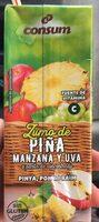 Zumo de piña manzana y uva - Producto
