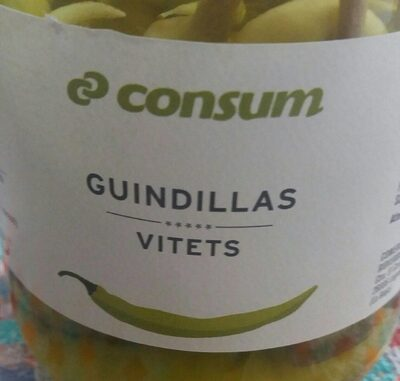 Guindillas - Product