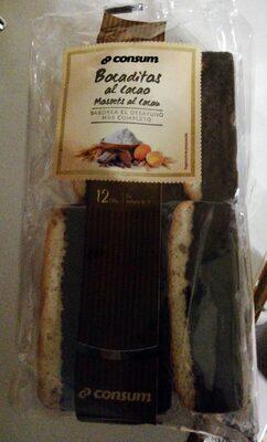 Bocaditos al cacao - Product - es