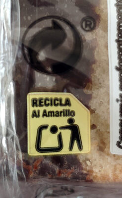 Bocaditos al cacao - Recycling instructions and/or packaging information - es