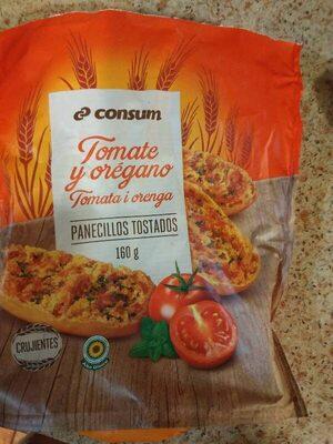 Tomato y orégano - Producte - es