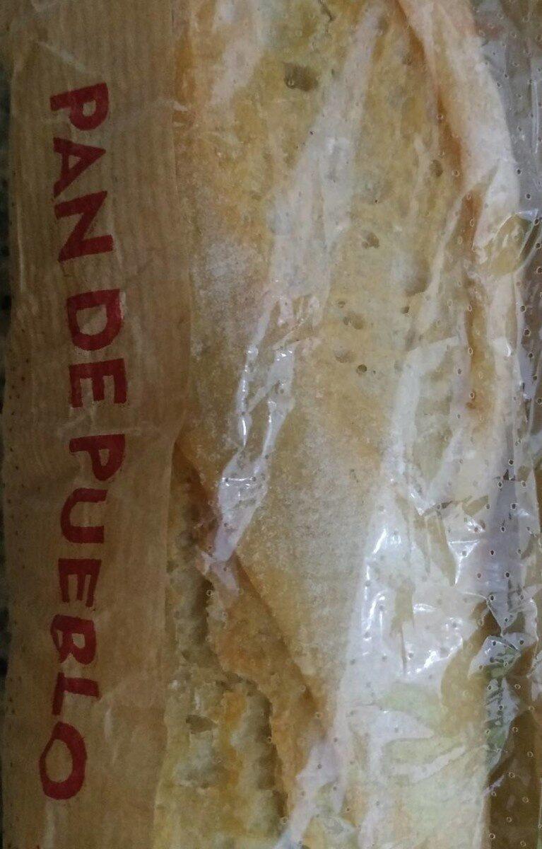 Pan de pueblo - Product