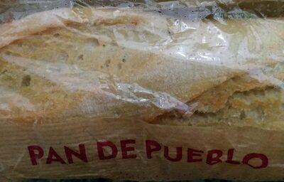 Pan de pueblo - Product - es
