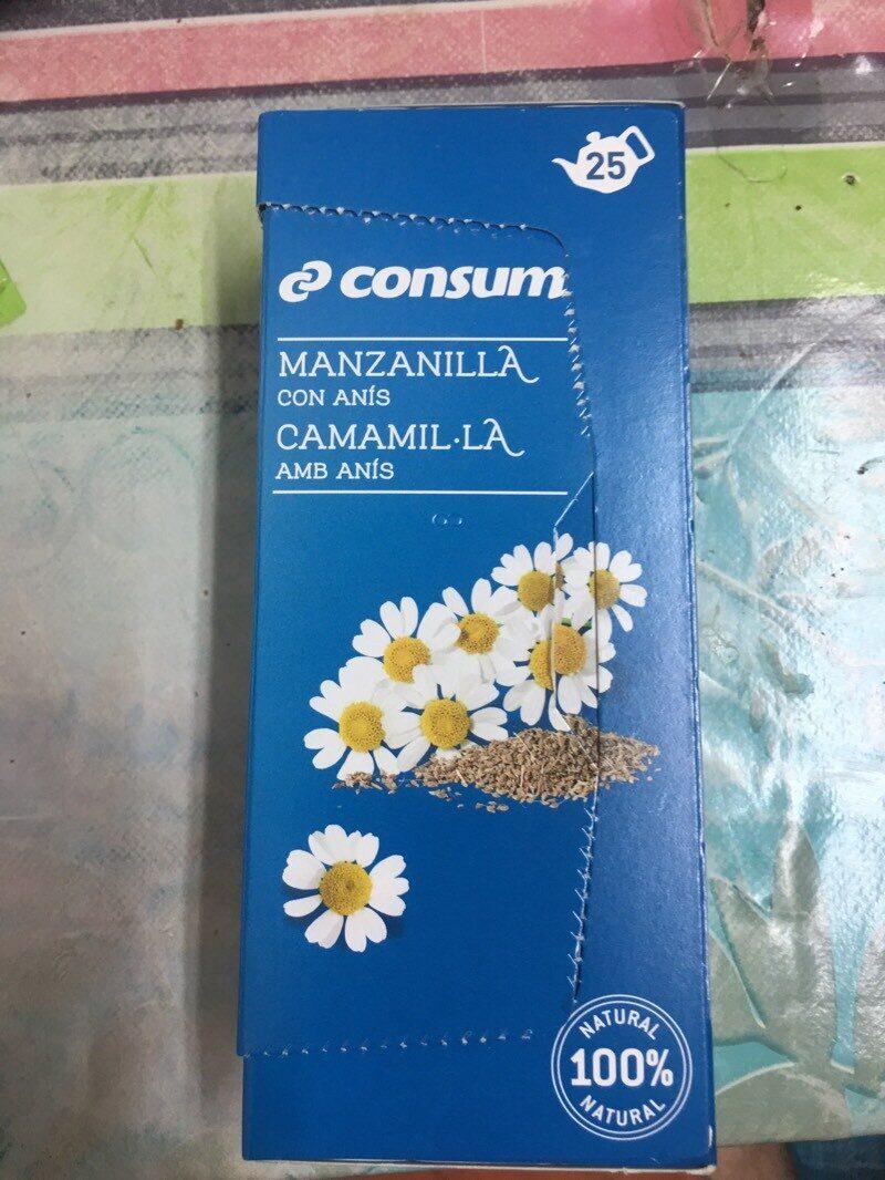 Manzanilla - Product