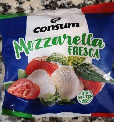 Mozzarella Fresca - Producte - es