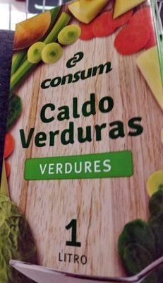 Caldo de Verduras - Producto