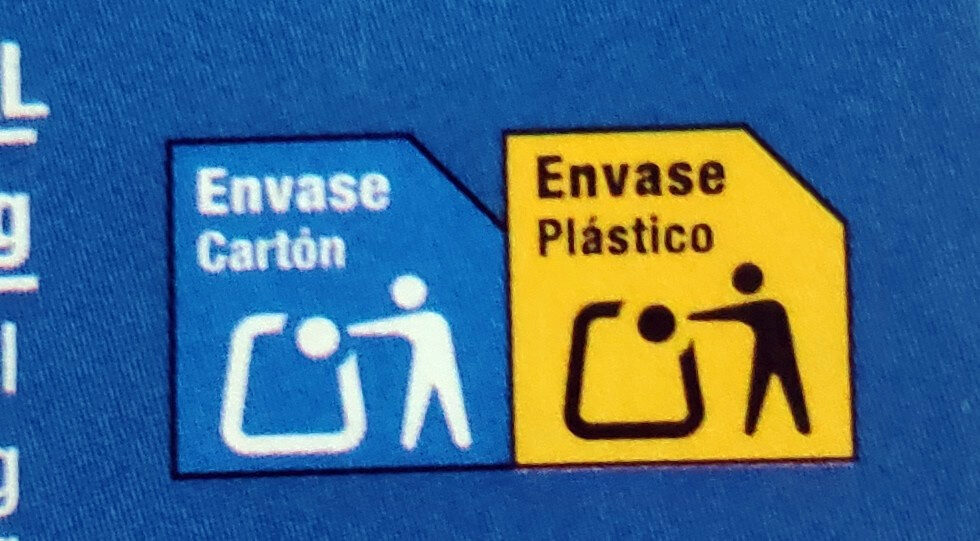 Natillas vainilla - Recyclinginstructies en / of verpakkingsinformatie - es