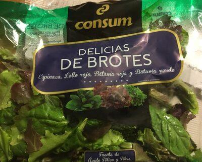 Delicias de Brotes - Produit - es