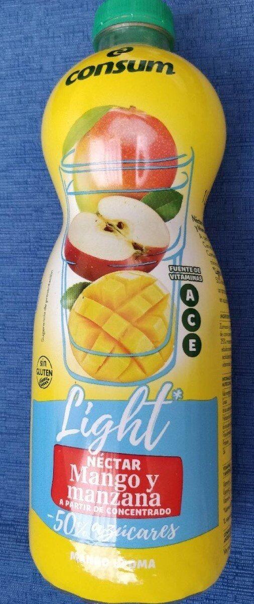 Néctar light de mango y manzana - Producto - es