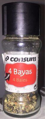 4 Bayas (Molinillo Pimienta)