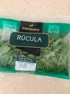 Rúcula - Producto