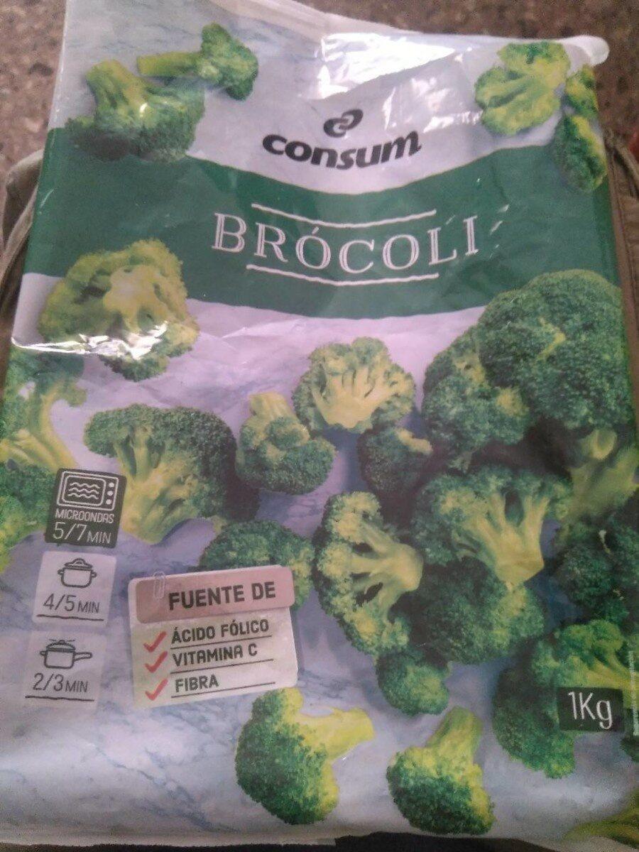 Brócoli - Produit - es