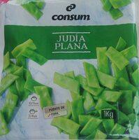 Judía verde plana - Produit