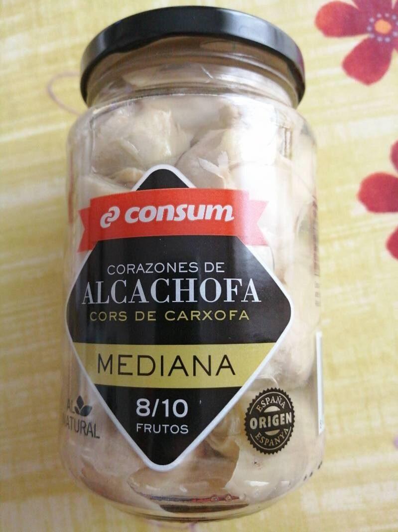 Corazones de alcachofa - Producte