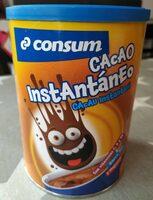 Cacao instantáneo - Producte - es