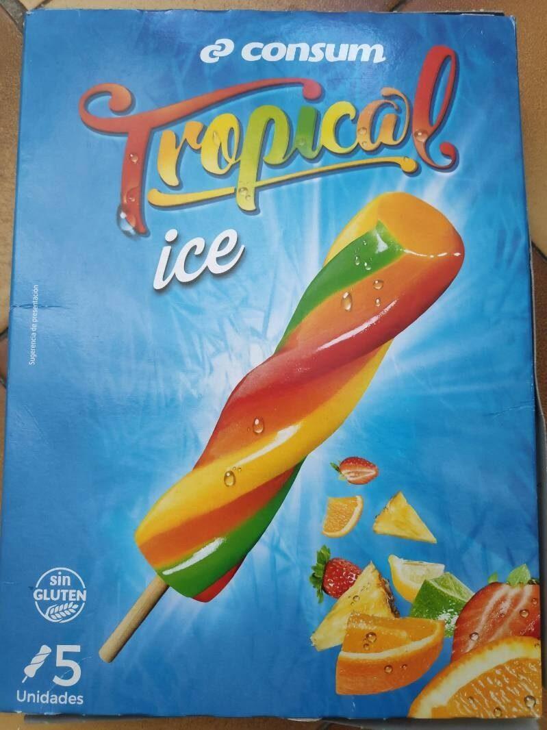 Tropical ice - Produit - es
