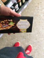 Chocolat negro con almendeas - Producte