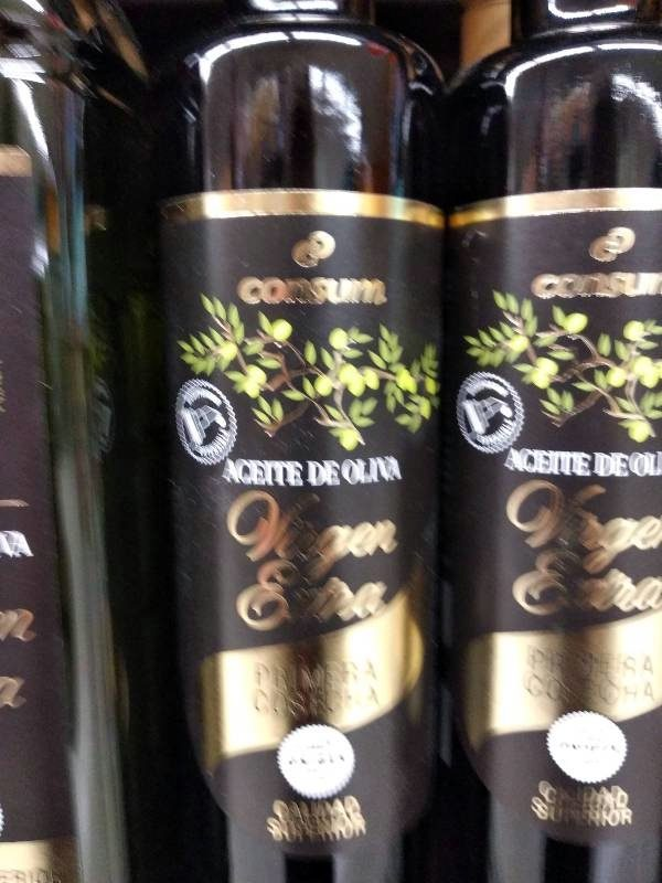 Aceite de oliva virgen extra primera cosecha - Product