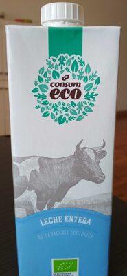 Leche entera eco - Producto