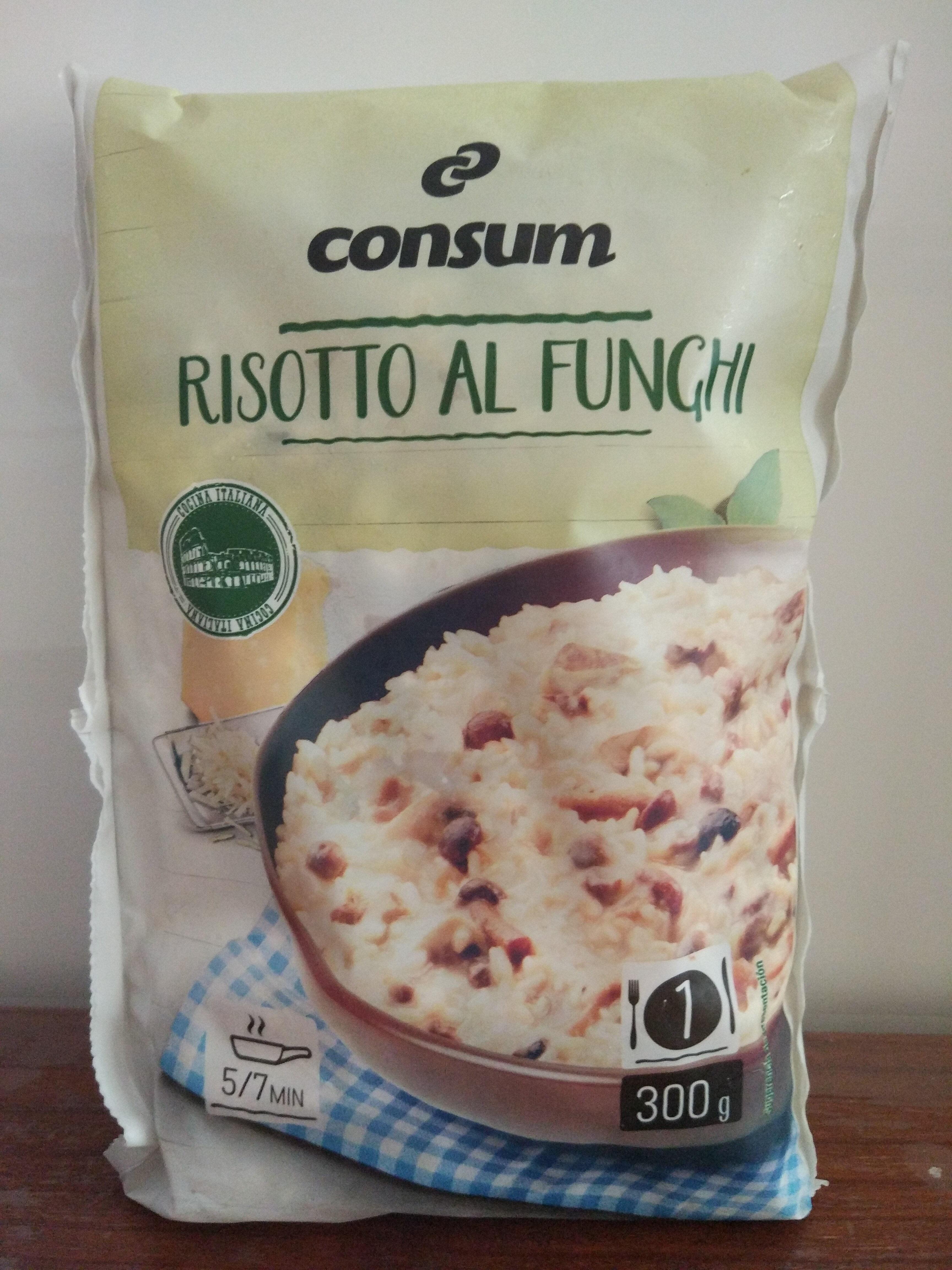 Risotto al funghi - Product - es