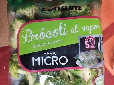 Brócoli al vañor - Product