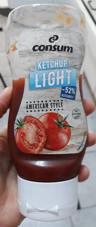Ketchup Light - Producto - es