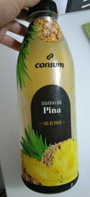 Zumo de piña - Producte - es