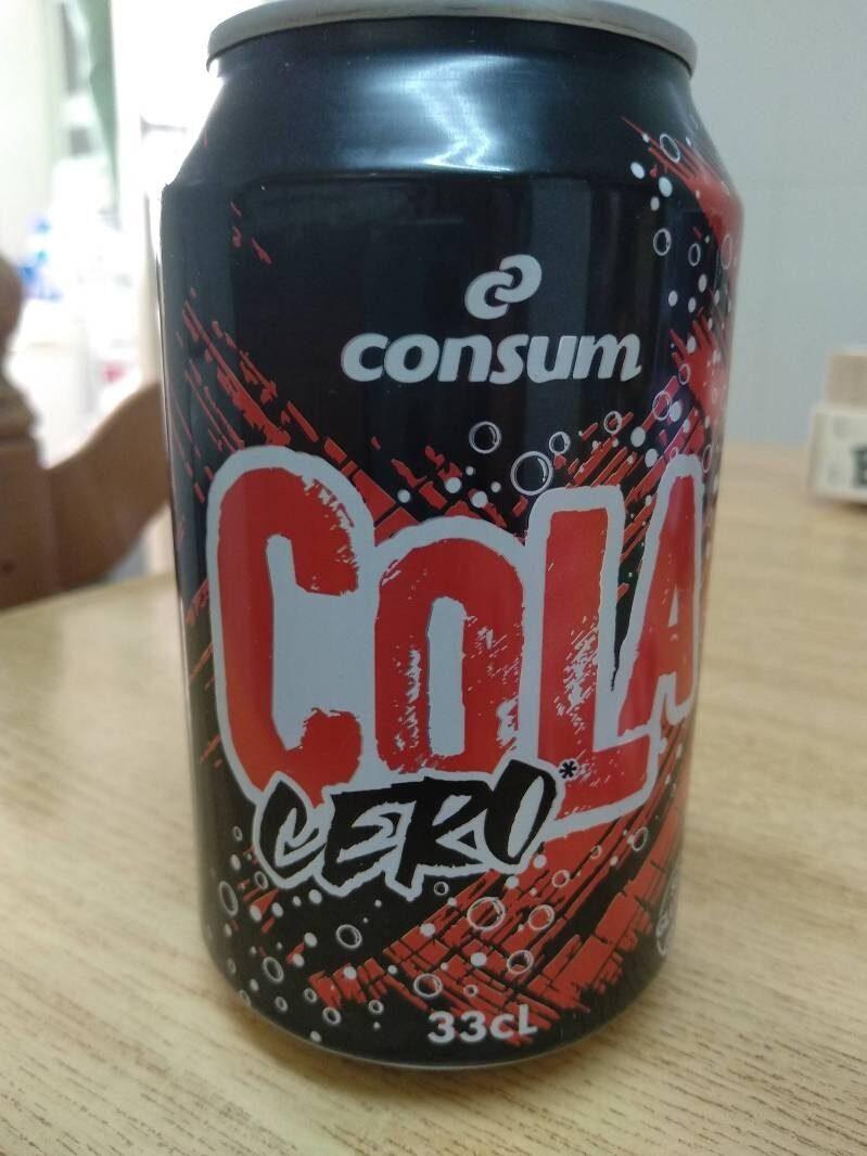 Cola cero - Producto - es