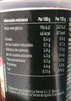 Bifudus con quinoa y semillas de calabaza - Voedigswaarden