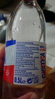 Gaseosa - Ingredientes - es
