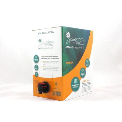 ARTIO. Atlantic Isotonic Naranja - Producto